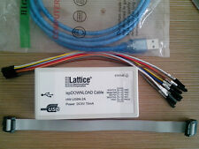 USB ISP Download Cable Jtag SPI Programmer for LATTICE FPGA CPLD