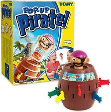 TOMY Pop Up Pirate Classic Children's Action Board Game - Ideal Christmas 2020