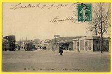 CPA France 92 - LEVALLOIS PERRET en 1910 La PORTE CHAMPERRET