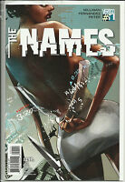 THE NAMES  # 1  (DC/VERTIGO, 2014)  PETER MILLIGAN  LEANDRO FERNANDEZ  NM