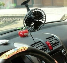 Hot sale 12V Mini Air Fan Powered Truck Car Vehicle Cooling Adsorption Summer