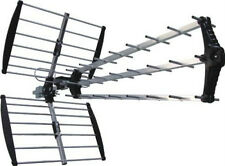 HDTV/DTV/UHF Outdoor Television Antenna with Pole Mount