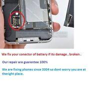 iPhone 4 & 4S Battery Terminal Repair Service Fast Turn Around