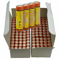 4-Pack x 30= 120 Aa Batteries- Alkaline 1.5v- High Quality! Brand New Bulk Lot!