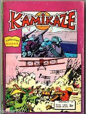 ¤ KAMIKAZE n°17  ¤ 1978 AREDIT coll AUDAX
