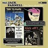 JACK PARNELL Trip To Mars 2 Classic Albums Plus EPs 2-CD