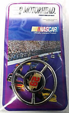 (1) Nascar Motorhead Steering Wheel Key Chain - Kevin Harvick A169