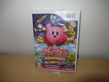 KIRBY'S EPIC YARN - Nintendo WII - UK PAL - NEW & FACTORY SEALED PAL