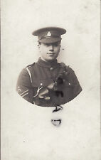WW1 soldier Cpl & Rough Rider 18th Ussari
