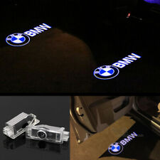 2X LED Laser Welcome Projector Logo Ghost Shadow Car Door Light Lamp For BMW 3D