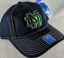 LZ Adidas Women's One Size Notre Dame Fighting Irish Baseball Hat Cap NEW D55