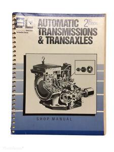 Automotive Transmissions & Transaxles 2nd Edition Shop Manual Car HandBook