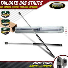 2x Tailgate Boot Rear Hatch Gas Struts for Mazda 6 2002-2008 Hatchback