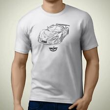 McLaren P1 GTR 5 Road Legal 2015 Premium Motorcycle Art Men's T Shirt