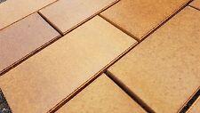 Spaltklinker  Bernstein, Garagenfliesen, Spaltplatten, Klinker, 24x12x1,2cm