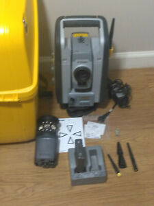 Trimble RTS573 Robotic Total Station
