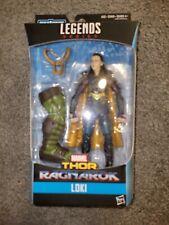 Marvel Legends Thor RAGNAROK LOKI Figure w/BAF Hulk Leg Part