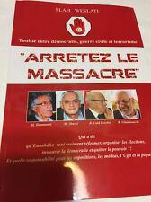 ARRÊTEZ le MASSACRE ** TUNISIE entre DÉMOCRATIE,GUERRE civile et TERRORISME
