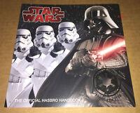SDCC comic con STAR clone WARS handbook for FIGURE toy 2009 flip book HASBRO