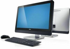 Dell OptiPlex 9020 AIO Core i5 4670s 3.1GHz 16GB RAM 1TB HDD Win 10 Pro Touch