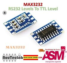 Mini RS232 MAX3232 Levels To TTL Level Module Serial Converter Board