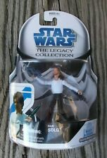 Star Wars Han Solo TRIPLE ERROR Legacy Collection Action Figure Qui-Gon Jinn