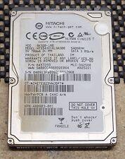 HITACHI 160GB 5400RPM SATA LAPTOP HARD DRIVE 5K320-160 - HTS543216L9A300