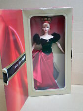 Winter Splendor Barbie Special Edition Doll 1998 Mattel AVON Coffret