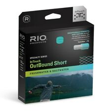 RIO InTouch Outbound Short Fly Line WF6F/S1 New 235 Grains