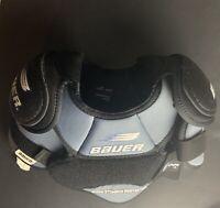 Bauer Chest/Shoulder/Spine Pads Jr. SP1000 Size Medium