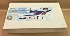 "Excellent Great Planes ""Combat Corsair"" ARF R/C Model Airplane Kit"