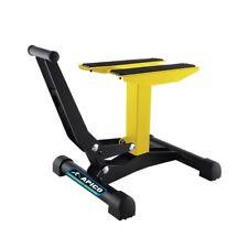 Apico X-Treme MX Motocross Lift-Up Bike Stand - Yellow