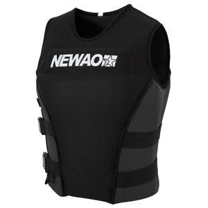 NEW Life Jacket Lifejacket Swimming Aid Kids Adults Sizes S-XXXL DE