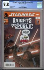 STAR WARS KNIGHTS OF THE OLD REPUBLIC 16 CGC 9.8 2005!