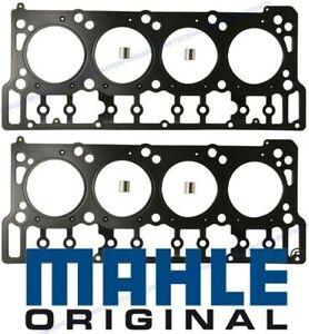03-06 Ford 6.0 6.0L Powerstroke Mahle 18MM Black Diamond Head Gasket Set 54450A