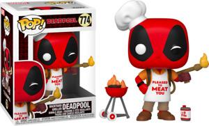 Deadpool - Backyard Griller 30th Anniversary Pop! Vinyl #774 - NEW