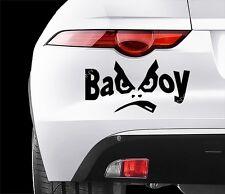 Bad boy voiture vinyle autocollants de pare-chocs van fenêtre laptop jdm decals