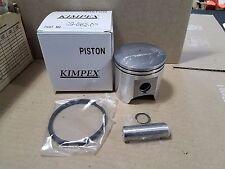 KIMPEX Piston Kit +.020 over, 09-662-02, JLO 2F440/2-9 Snowmobile