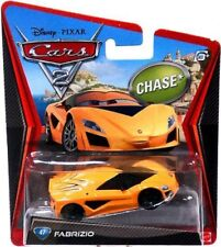 Disney Cars Cars 2 Main Series Fabrizio Diecast Car