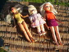 """Lot of 3 Dolls Vintage, Early 70'S One Being Voice Doll 19"""" Tall"""