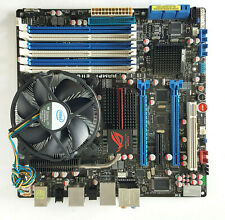 Asus placa madre Rampage II gene * x58 * zócalo 1366 * Micro ATX * impecable