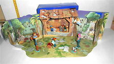 KINDER SORPRESA Presepe 1999 italy  full in box - completo in scatola