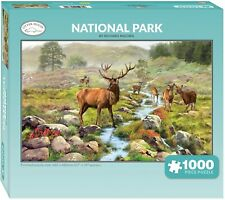 Rectangular Jigsaw - National Park