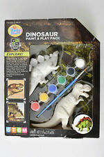 Kids Stuff DINOSAUR Paint and Play Pack