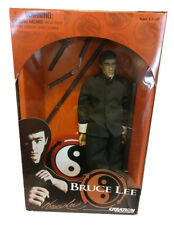 "Bruce Lee 1:6 Scale Fully Poseable Action Figure Doll 10.5"" Creation 1999 New"