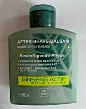 * Yves ROCHER * Baume après-rasage GINSENG ACTIF After shave balsam* NEUF* homme