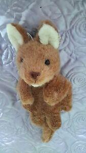 Kangroo hand puppet