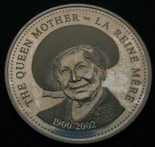 CANADA 1 Dollar 2002 Proof - Silver - Queen's Golden Jubilee - 3576