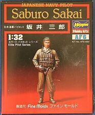 Fine Molds AF6: 1/32 Saburo Sakai
