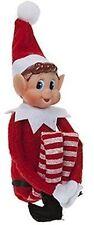 "2 X Elf on The Shelf Elves Behaving Badly 12"" Christmas Decoration"